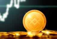 A Binance Coin a TOP3-ban 40 milliárd dolláros piaci kapitalizációval