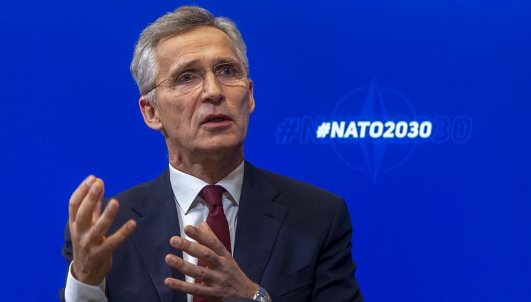 NATO főtitkár Jens Stoltenberg