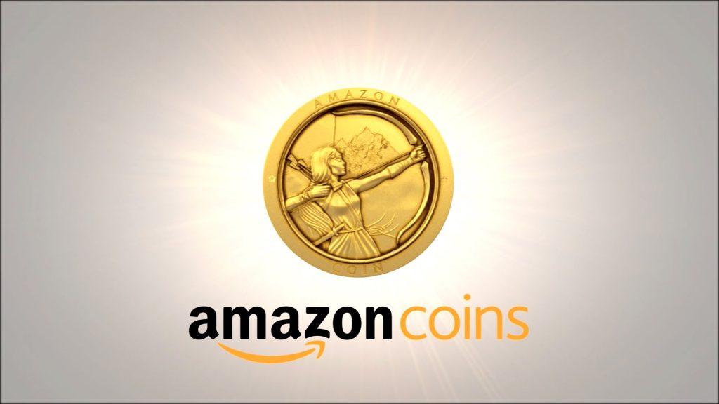 Amazon digitális valuta