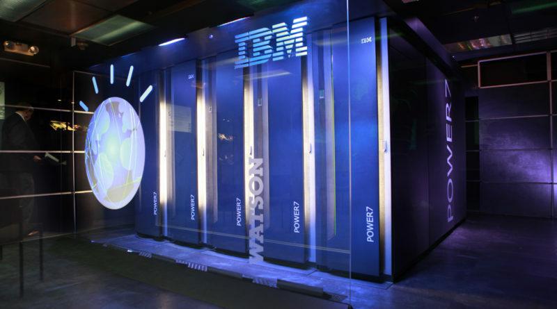 IBM blokklánc