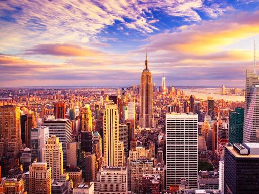 New York bitcoin központ