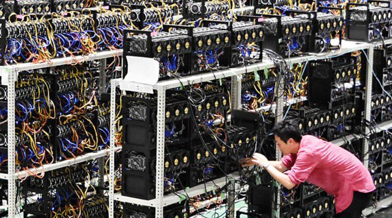 Bitcoin mempool tele