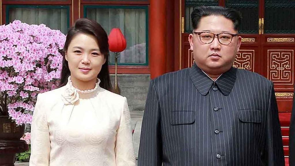 Észak-Korea first lady