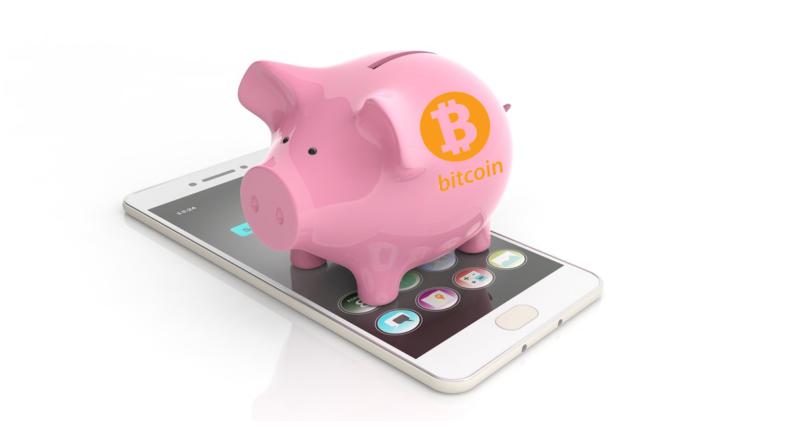 Megtakarítás bitcoin