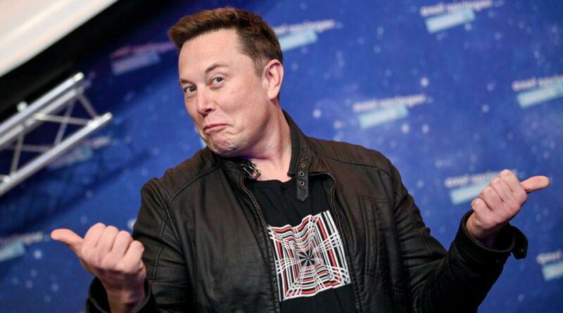 Elon Musk NFT