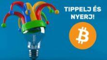 nyereményjáték bitcoin árfolyam