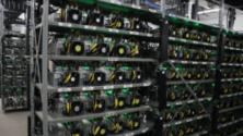 Bitcoin bányászati poolja