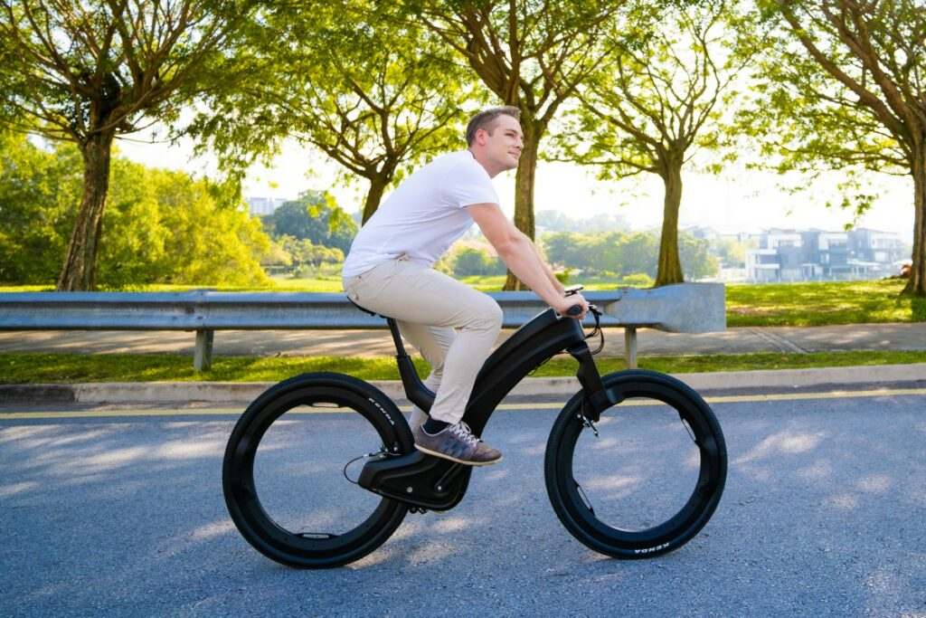 Jövő kerékpárja