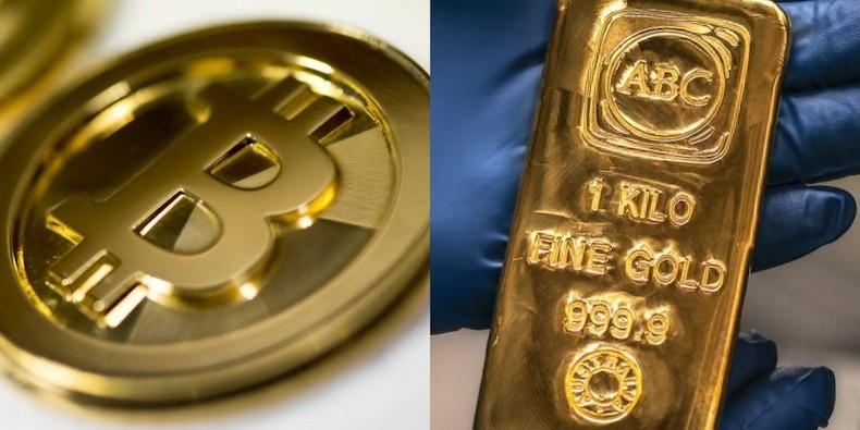 bitcoin arany