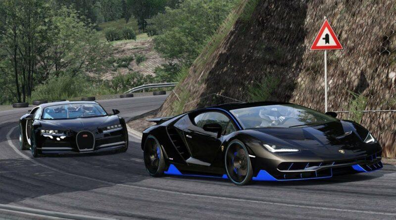 Lamborghini és Bugatti