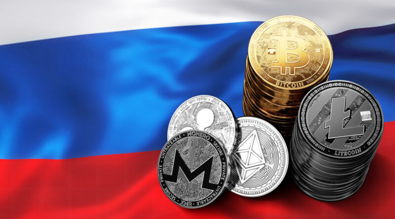 Oroszország bitcoin