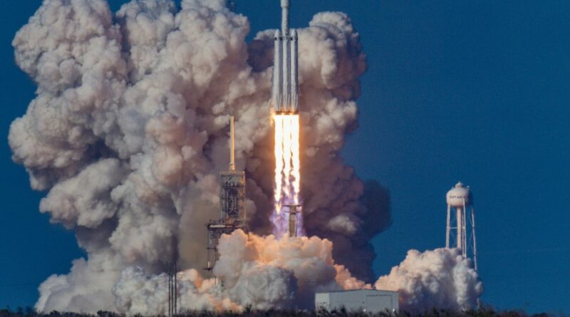 SpaceX Ukrajna