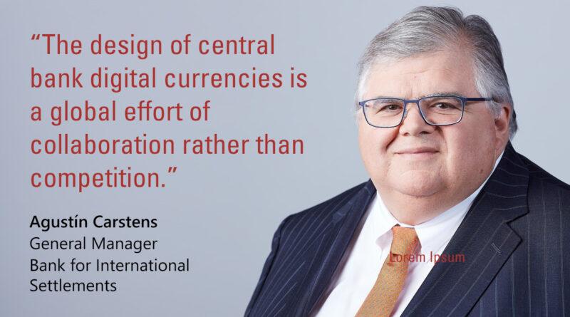 CBDC, digitális jegybankpénz BIS Augustín Carstens