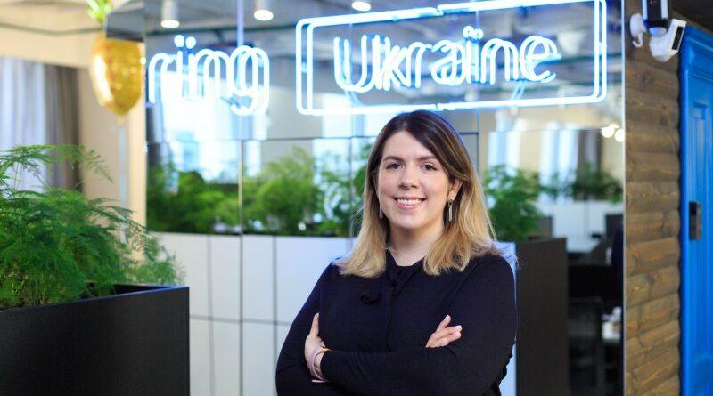 Kira Rudik ukrán politikusnő