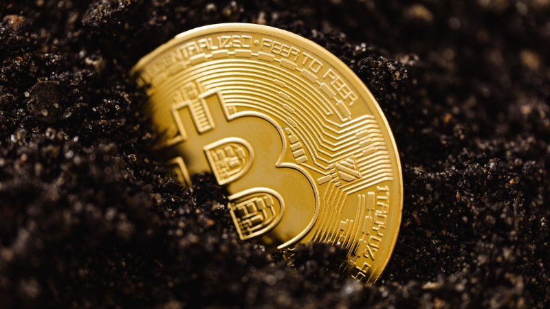 bitcoin bányászati nehézség)