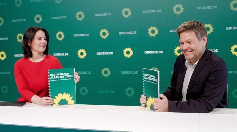 Zöldek választási program