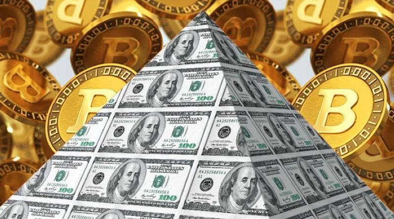 Piramisjáték a bitcoin