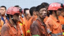 Kínai szénbánya hashráta