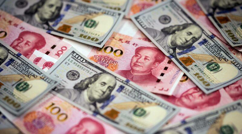 digitális jüan vs dollár