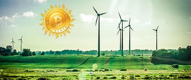 Bitcoin energiafelhasználás