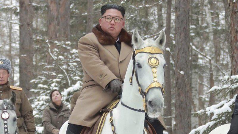 Észak-Korea táborok