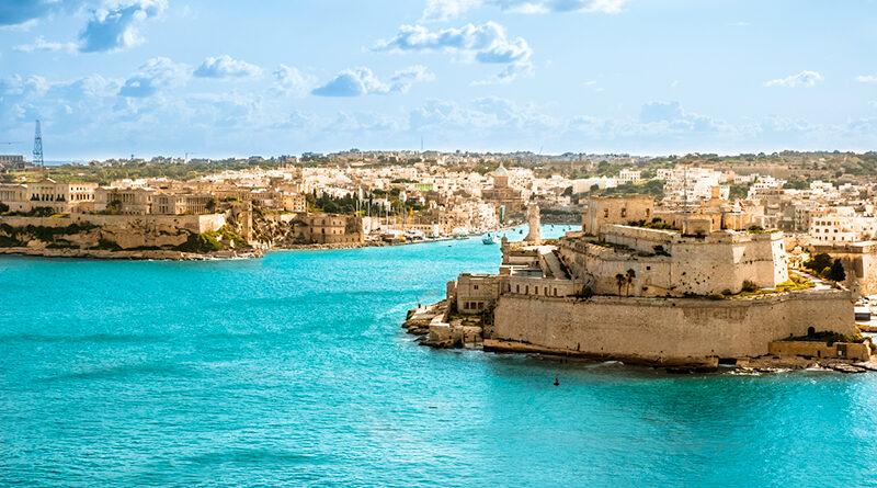 Málta turisták