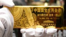 Kína felkészül egy aranyhoz kötött jüan bevezetésére