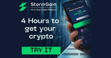 Jövedelmező kriptobányászatot ígér az okostelefont használóknak a StormGain