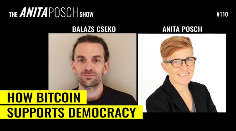 demokrácia bitcoin Anita Posch Csekő Balázs
