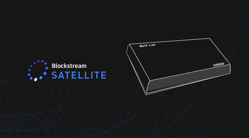 Blockstream szatellit