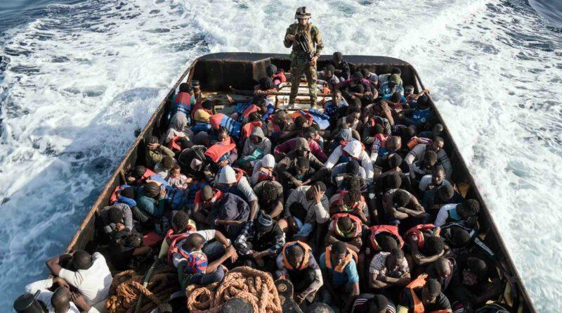 Franciaország migránsok