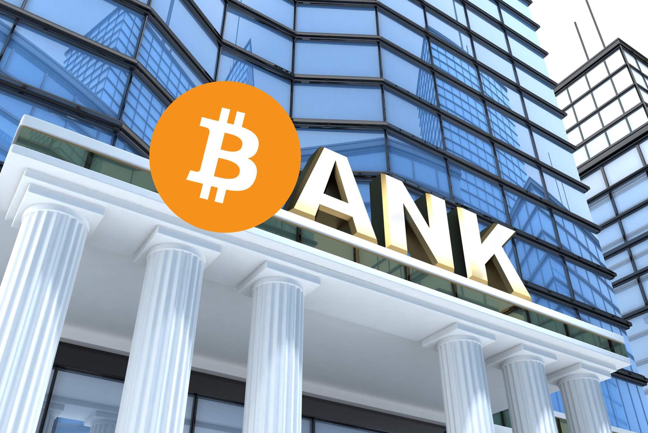 A Bitcoinot és más kriptovalutát elfogadó bankok