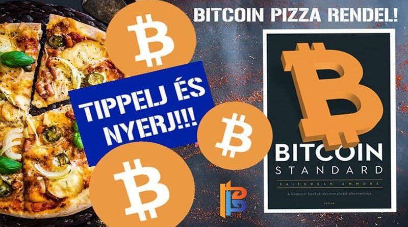 bitcoin pizza vásárlás