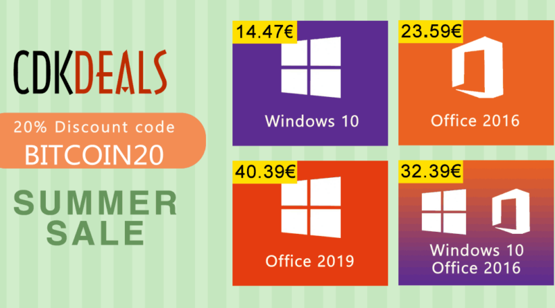 Windows 10 Pro licencek