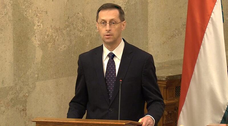 Kriptovaluta adózásról beszélt Varga Mihály pénzügyminiszter