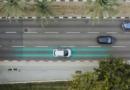 Elektromos autó autópálya