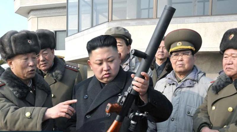 Észak-Korea fogoly