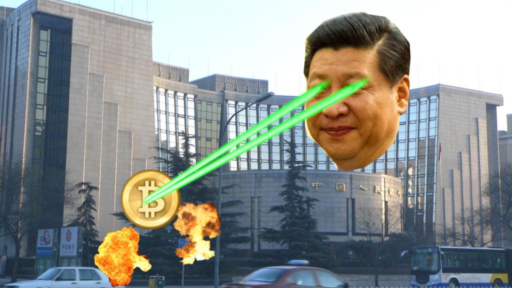 Kína alig néhány napja jelentette be, hogy visszaszorítja a bitcoin bányászatát és kereskedését az országban