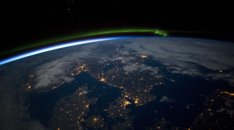 Svédország, űrverseny