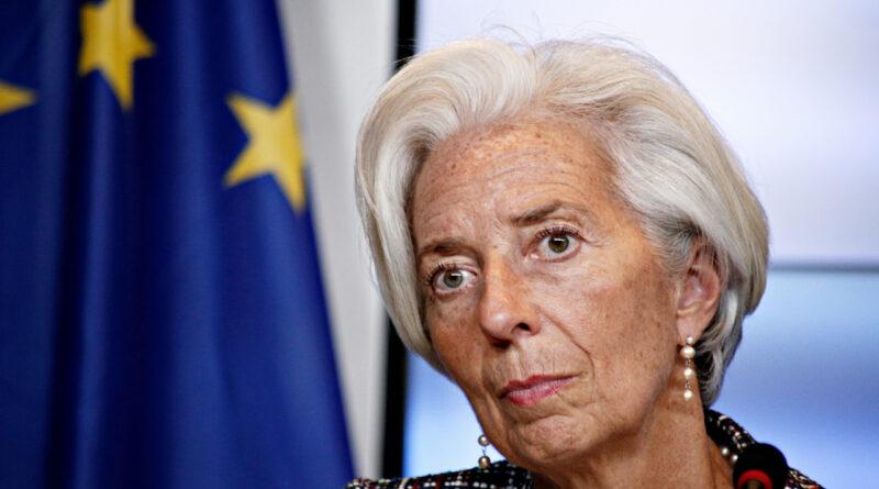 Christine Lagarde kriptovaluta