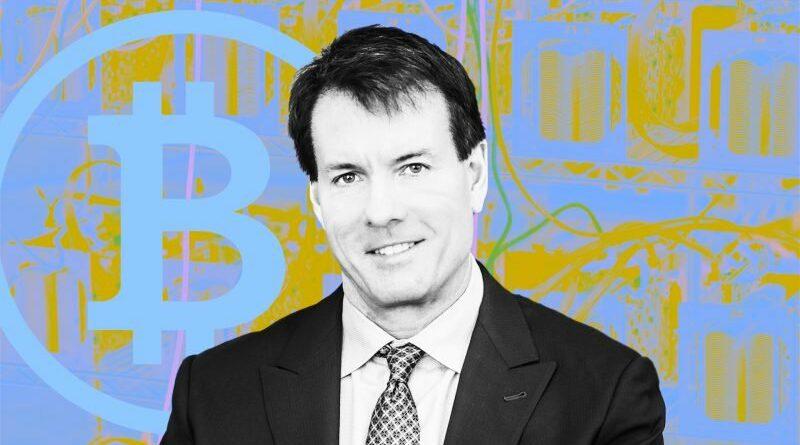 Saylor bitcoin arany