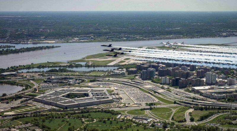 Pentagon titkos haderő