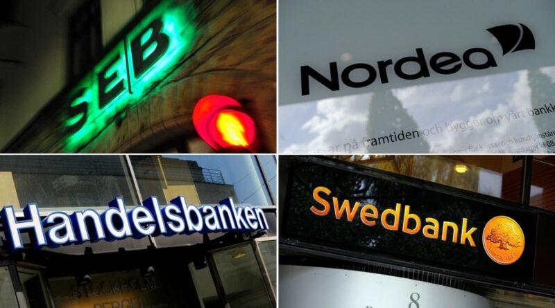 svéd bankok bankadó