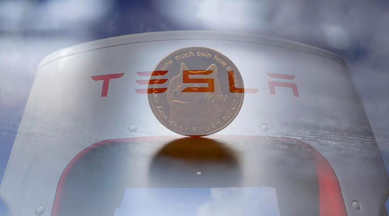 Tesla elfogadta dogecoint