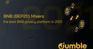 Jumble Cash: a legjobb BNB adatvédelmi platform 2021-ben