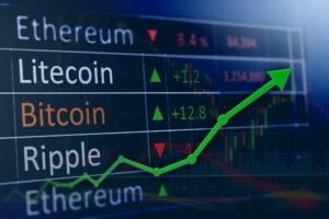 MACD bitcoin árfolyam