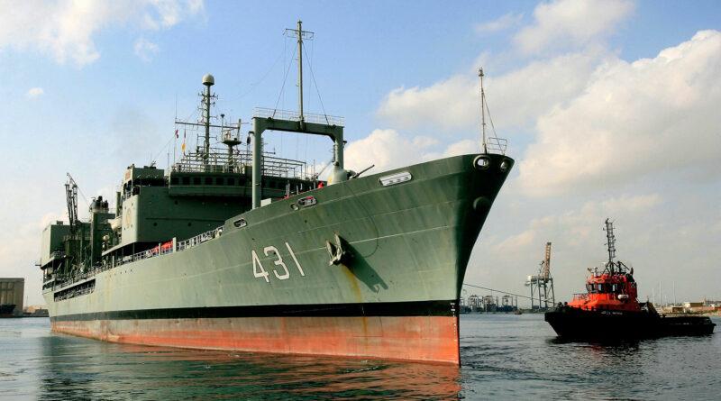 Kharg hadihajó