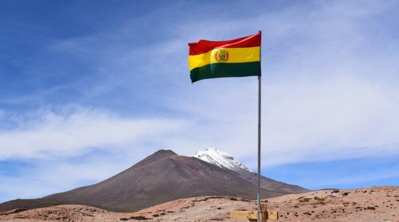 Bolívia arany