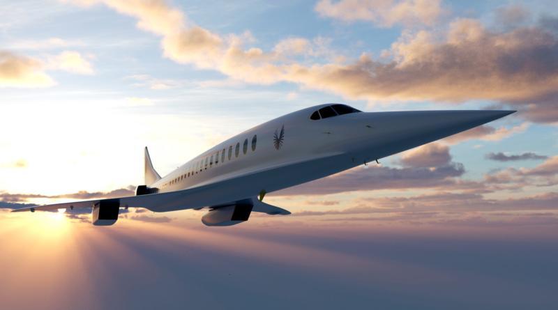 Szuperszonikus repülőgép, Boom