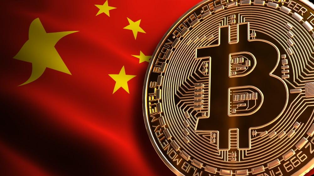 bitcoin piac kína